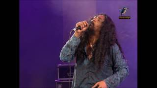 Arko Mukhaerjee Elo Abar & Allah Megh De at Dhaka International Folk Fest 2015