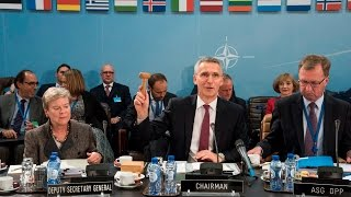 NATO Secretary General - North Atlantic Council at Meetings of Defence Ministers, 26 OCT 2016