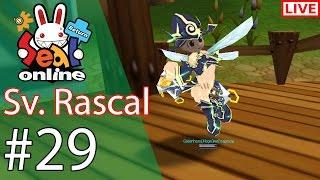 [Live] Seal Online Return Sv. Rascal #29 | Mage Road To LV 150 | By อัธยาศัยดี