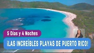 5 Días y 4 Noches Puerto Rico - Ahora Noticias
