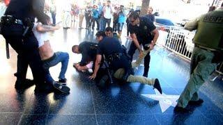 Prankster Gets Arrested!!
