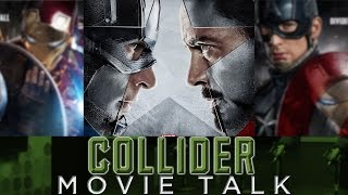Collider Movie Talk - Captain America: Civil War Trailer Review, Tom Cruise Joins Monster Universe