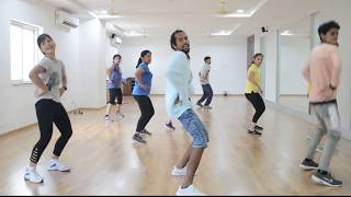 Bolly Moves Zumba Dance on DHAK DHAK KARNE LAGA Remix | Video Song |  Choreographed by Dancer Munna