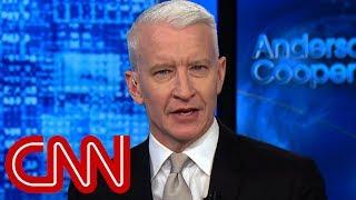 Cooper compares Trump to cartoon character