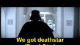 Star Wars gangsta rap with Subtitles and Lyrics