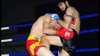 Roman TORNADO  Kalashyan (Armenia) VS Ali Montazeri ( Iran)