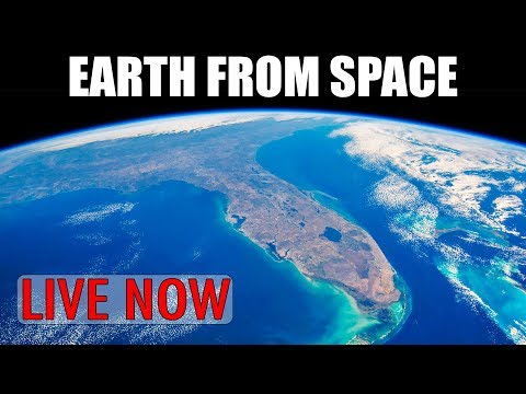 NASA Live Earth From Space Nasa Live Stream ISS LIVE FEED ISS Tracker Live Chat