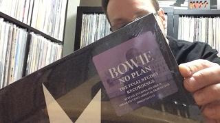 "First Look : David Bowie ""No Plan"" Vinyl E.P."