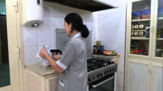 د.طارق المسعود - المشروع النهائي ، مادة فيديو - الخادمات في المنازل