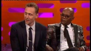 Tom Hiddleston interview 2016