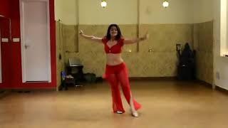 Belly dance on Hum apke hai Kon. Pella Pella pyar hai.