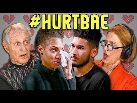 Elders React to HurtBae HurtBae Meme Compilation
