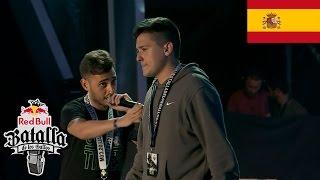 Baron vs Blon - Semifinales: Málaga, España 2017 | Red Bull Batalla De Los Gallos