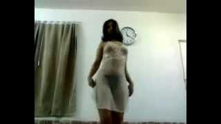 Amature Homemade Arabic Girl Hot Sexy Belly Dance    رقص Arabic)
