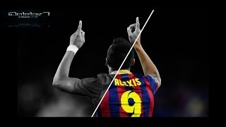 Alexis Sanchez | All Goals For Barcelona | 2011-14 | HD