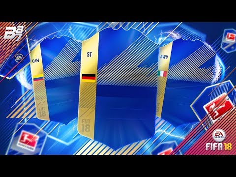Xxx Mp4 BUNDESLIGA TEAM OF THE SEASON PACK OPENING 3X PACKED FIFA 18 ULTIMATE TEAM 3gp Sex