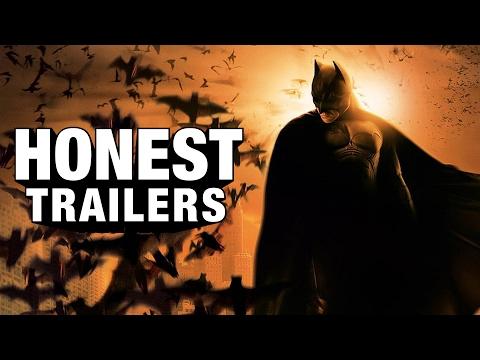 Honest Trailers Batman Begins