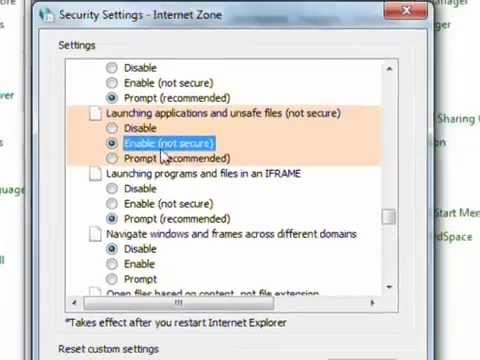 How to disable open file security warning on start-up Including Internet Download Manager(IDM) ...HD