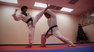 Missing Student - Taekwondo/Hapkido (Action-Comedy) Movie