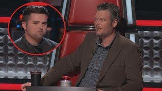 Watch Blake Shelton Defend Jack Cassidy