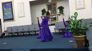 Tamela Mann- This Place praise dance- by Purity ( Mikyla, Jalia, and Nazarria)