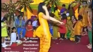 Hy Hy Jawani college Dance - YouTube.FLV