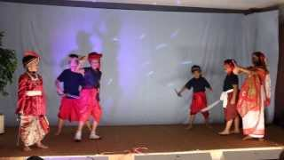 Birpurush (Rabindranath Tagore) - Halifax Durga Puja 2013 Children's Play