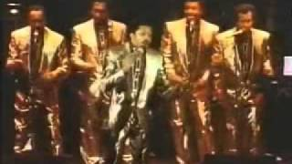 The Temptations-Just My Imagination-live 1987