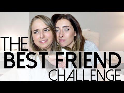 THE BEST FRIEND CHALLENGE!