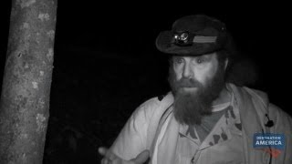 Attracting the Mothman | Mountain Monsters