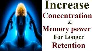 How to Increase Concentration and Memory power (Hindi) @ NLP | NLP India