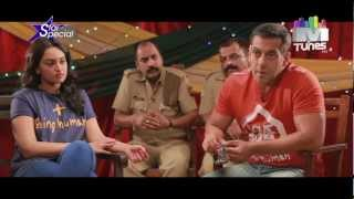 Star Special - Sonakshi Sinha, Salman Khan & Arbaaz Khan (Part 2)