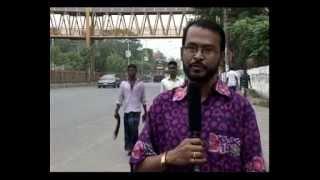 Traffic Jam of Dhaka