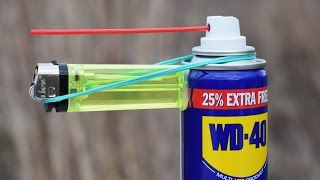 4 Simple Life Hacks with WD 40