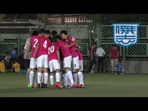 2015-16 青少年聯賽( U18-G)傑志 4 : 0 觀塘 30-10-2015