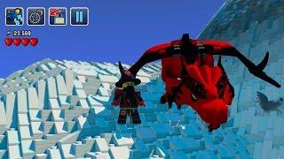 Probando El MINECRAFT de LEGO | LEGO Worlds en DIRECTO