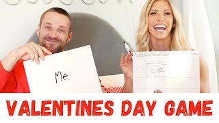 The Not-So Newlywed Game: Valentine's Day Edition