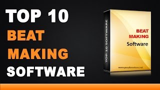 Best Beat Making Software - Top 10 List