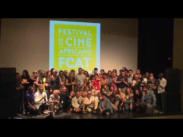 Festival de cine africano - FCAT -Remise de Prix