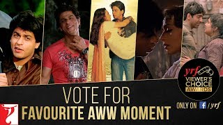 Favourite Aww Moment | YRF Viewer