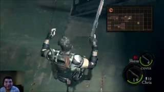 Resident Evil 5 Gold Edition Part XIV   Civil, rivalry