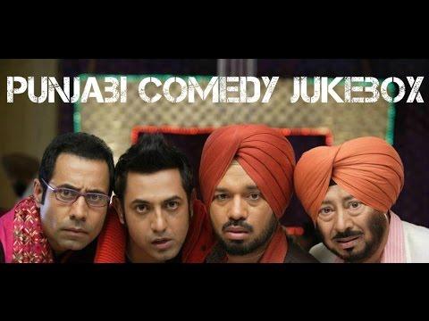 All Time Punjabi Comedy Scenes Video Jukebox Funny Punjabi Videos 2016