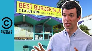 Best Burger In Los Angeles | Nathan For You
