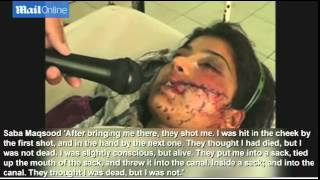 Pakistani woman survives attempted honour killing