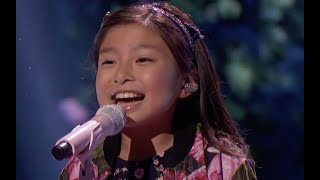 Little Angel Blows Everyone Away With
