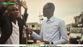 Man Speaks Hon Patrick Obahiagbon Grammar After Smoking Kwale Weed (Igbo,Indian Hemp) - Hilarious