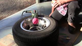 How to Polish Aluminum Wheels to a Mirror Finish