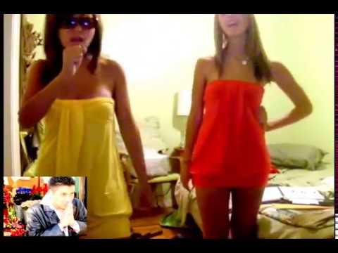 SEXY RUBIA Y LA MORENA ♪MICheLLuNa3♪
