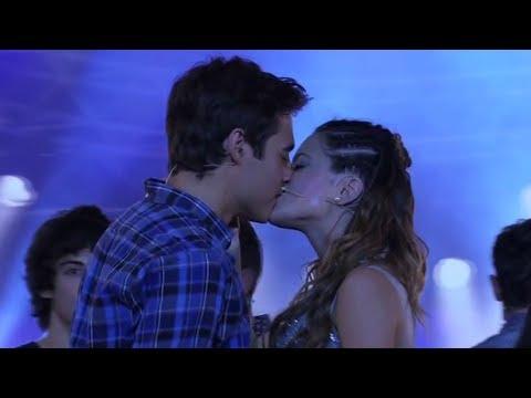 Todos los besos de Violetta 2