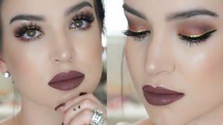 Makeup Tutorial Brown Skin ★◕ ‿ ◕★ The PERFECT New Years Eve Makeup Tutorial